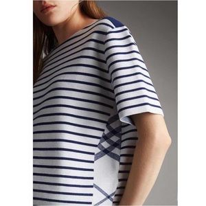 Burberry | Riverpiave Short Sleeve Wool Sweater